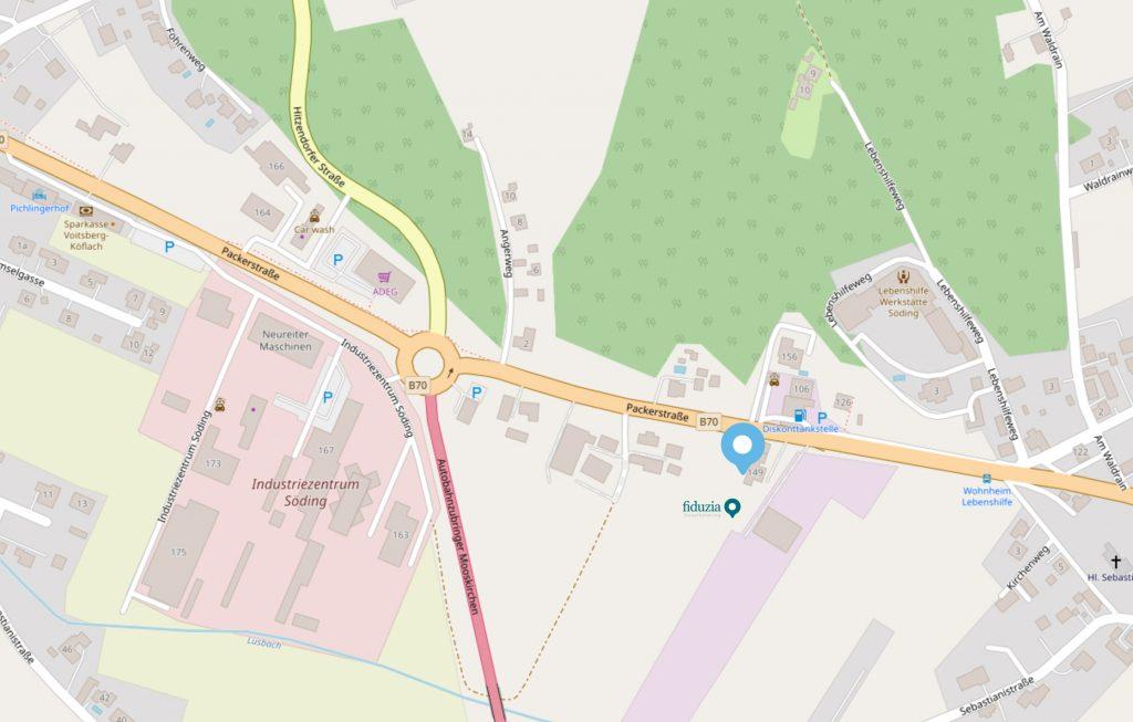 Packerstraße 149, 8561 Kleinsöding